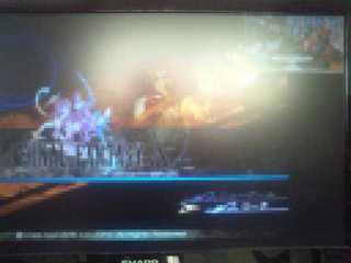 液晶テレビPinP画面